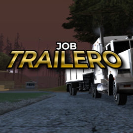 Nuevo Trabajo Trailero